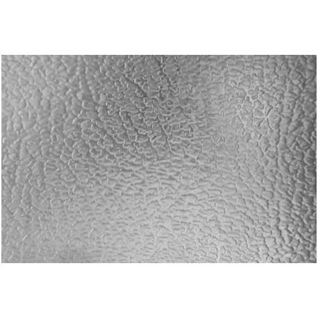 nouvelle collection 26b44 408cc Plaque Inox de décor imitation cuir coupée sur-mesure