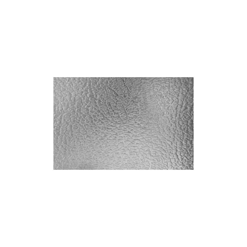 plaque inox de d cor imitation cuir coup e sur mesure. Black Bedroom Furniture Sets. Home Design Ideas