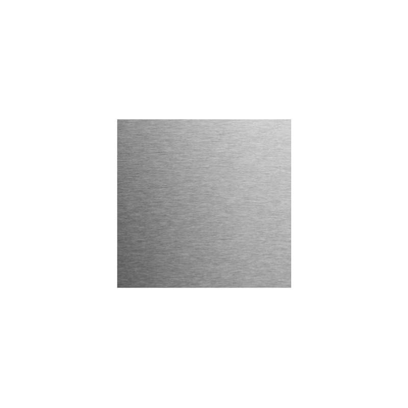 Plaque en inox bross de diff rentes paisseurs avec film - Tole sur mesure ...