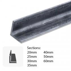 Cornière en métal sur mesure, Profil en L